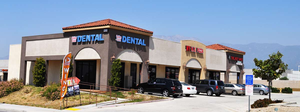Golden Coast Dental Clinic Serving Inland Empire